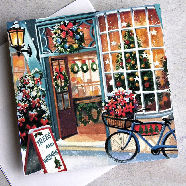 traditional christmas cards 1